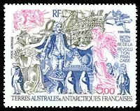 Fransk Antarktis - TAAF PA107 - postfrisk