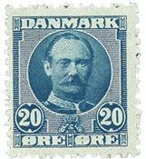 Danmark  Bogtryk AFA 56A