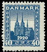 Danmark  Bogtryk AFA 116 *