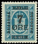 Danmark - AFA 162 - Postfrisk