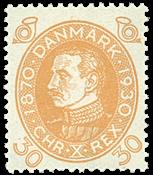 Danmark  - Bogtryk - AFA nr. 193