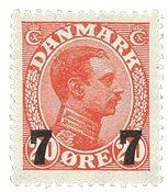 Danmark  Bogtryk AFA 175