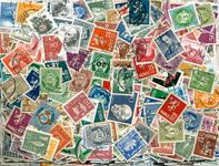 Norge - Frimærkepakke - 1000 forskellige