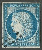France - YT 4 - Oblitéré