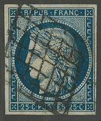 France - YT 4a - Oblitéré