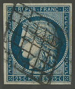Frankrig - YT 4a - Stemplet