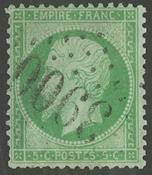 France - YT 20 - Oblitéré