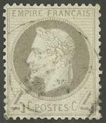 France - YT 27 - Oblitéré