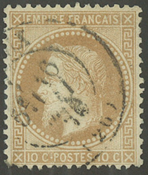 France - YT 28B - Oblitéré