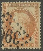 France - YT 31 - Oblitéré
