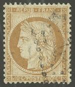 France - YT 36 - Oblitéré