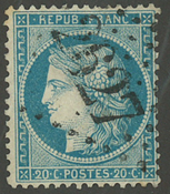 France - YT 37 - Oblitéré