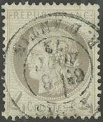 France - YT 52 - Oblitéré