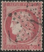 France - YT 57 - Oblitéré