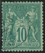Frankrig - YT 65 - Stemplet