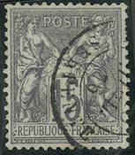Frankrig - YT 66 - Stemplet