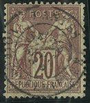 France - YT 67 - Oblitéré