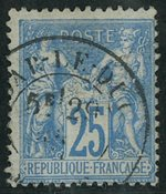 Frankrig - YT 68 - Stemplet