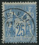 France - YT 68 - Oblitéré