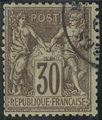 Frankrig - YT 69 - Stemplet