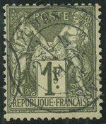 Frankrig - YT 72 - Stemplet