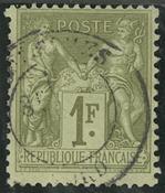 France - YT 82 - Cancelled