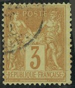 France - YT 86 - Oblitéré