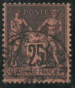 France - YT 91 - Cancelled