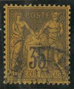 France - YT 93 - Cancelled