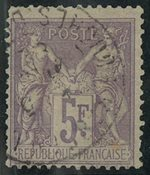 France - YT 95 - Oblitéré