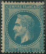 France - YT 29B - Mint hinged