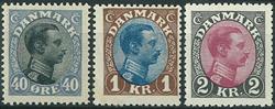 Danmark - 1918-25