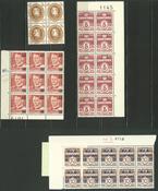 Danmark - 1930-50