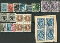 Danmark - 1885-1950