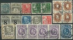 Danmark - Parti - 1884-1950