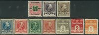 Danmark - 1905-18