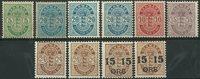 Danmark - 1884-1904
