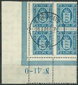 Danmark - Tjeneste - 1916