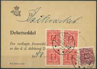 Danmark - Parti breve