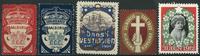 Danmark - Julemærker