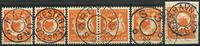 Danmark - Samling - 1935