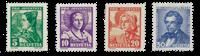 Suisse 1935 - Michel 287/90 - Neuf