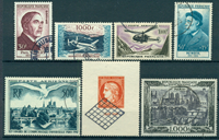 France - Collection - 1945-85