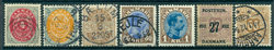 Danmark - Samling - 1858-1984
