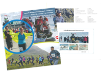 Greenland - Sports in Greenland II - Presentation pack