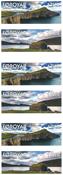 Færøerne - Sørvagsvatn søen - Postfrisk frimærkehæfte