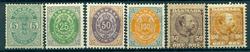 Danmark - 1895-1905