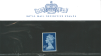 Great Britain - 65 years of the Queen's coronation - Presenation pack