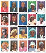 Barbades - Personnalités 2016 - Série neuve 20v