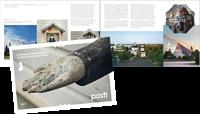 Finland - Religiøse træskulpturer - Postfrisk hæfte